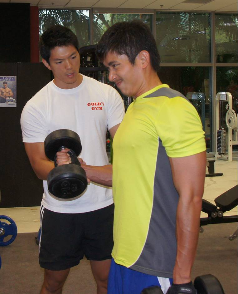 Gold's Gym Singapore | Fitness Centre | Personal Trainer ...
